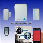 99 Wireless Zone IP Cloud Home Alarm System Control by APP Finseen FC-300