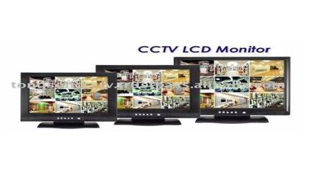High Definition with Protection glass Models TFT-17HDC