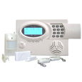 Luxury Voiced LCD Alarm System