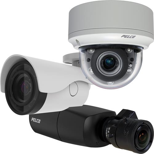 Pelco Sarix Enhanced Fixed IP Cameras