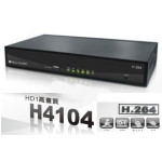 H4104-Economic 4CH H.264 DVR