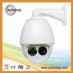 720P IP Laser IR High Speed Dome Camera