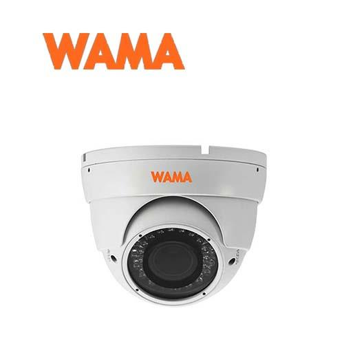 WAMA 4MP H.265 Intelligent Eyeball IP Camera (NF4-D32S)