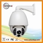 2 Megapixels HD IP&IR High Speed Dome Camera