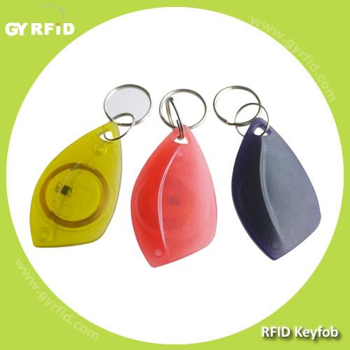 Cheapest hid keyfob,rfid keys for Time Clocks