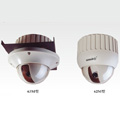 Color Dome CCD Camera