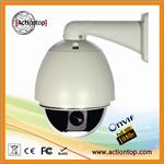 2 Megapixels HD High Speed Dome Camera