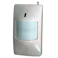 Wireless Intelligent Wide Angle PIR Motion Detector