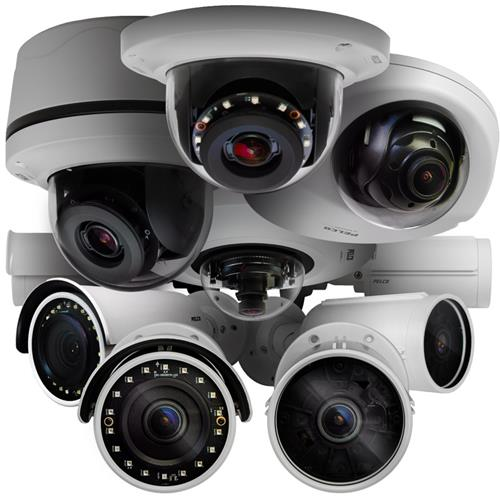 Pelco Sarix Professional Fixed IP Cameras