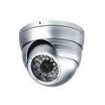 IR Vandal-Proof Dome Camera
