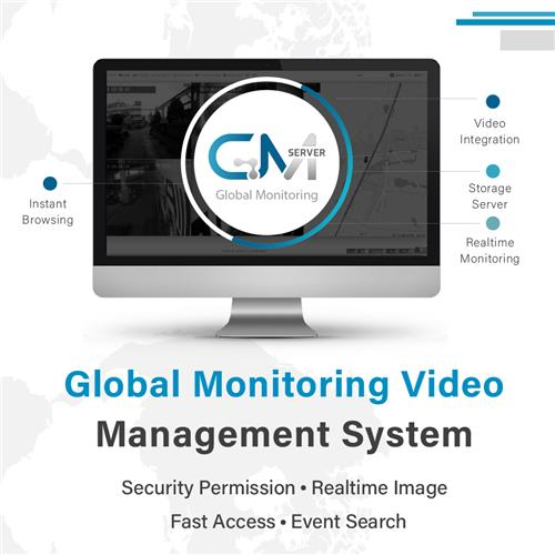 Global Monitoring Video Management System