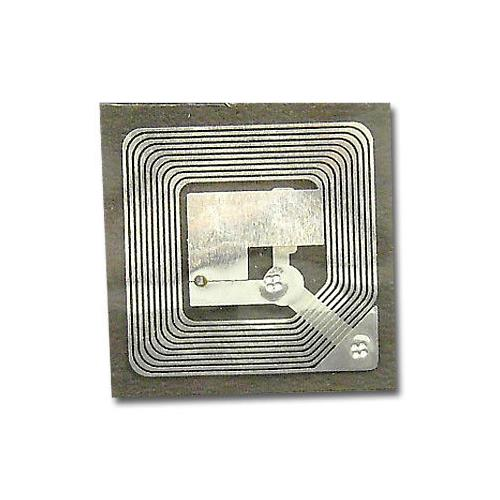 RFID Inlay without Adhesive, Measures 32 x 32mm, PET, I CODE SLI