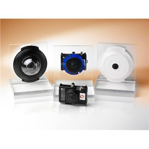 Pelco Evolution 360° Fisheye Cameras