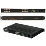 Digital video to fiber converter