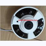 1.3Mp 960p 360 degree Fish Eye AHD camera built in IR-CUT 6pieces Arrays IR LEDs IR80M