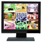 17 / 19 inch CCTV LED MONITOR (Professional use)