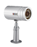 MPEG-4 Indoor IP IR Bullet Camera