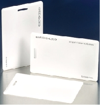 Clamshell RFID Card