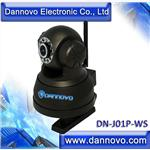 DANNOVO Wireless IP Camera IR Security Camera Support 3G phone,Iphone(DN-J01P-WS)