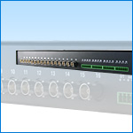 Passive Video Transceiver 16-port Hub
