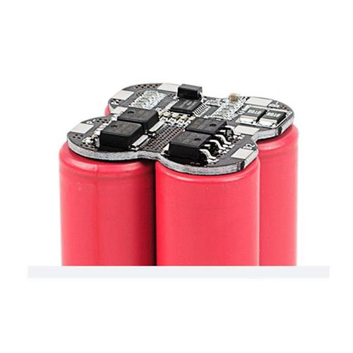 Rechargeable Perma Battery Pack Customized Of Sanyo Li-ion 18650 And Extra Protection Circuitry