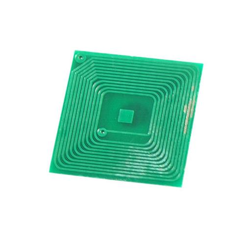 RFID hard tag with PCB 12X12mm, I CODE SLIX 13.56Mhz Frequency