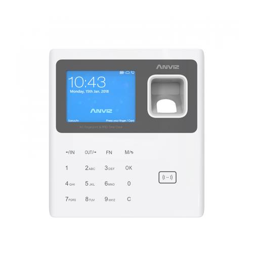 W1 Pro Time Attendance Device