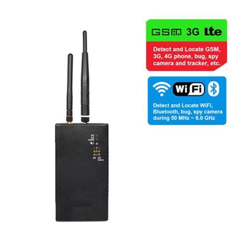 Anti gsm jammer device - anti spy devices