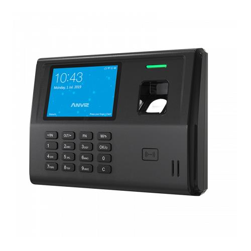 EP300 Pro Colorful Screen Fingerprint, RFID card Time & Attendance Terminal