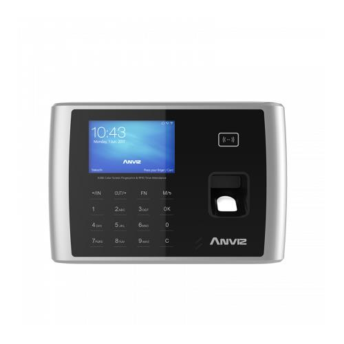 Anviz A380 Color Screen Fingerprint & RFID Time Attendance