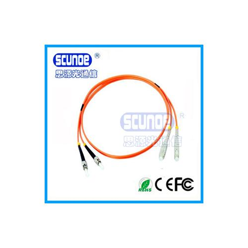 LC/UPC-LC/UPC Fiber optic patch cord ,SM, duplex
