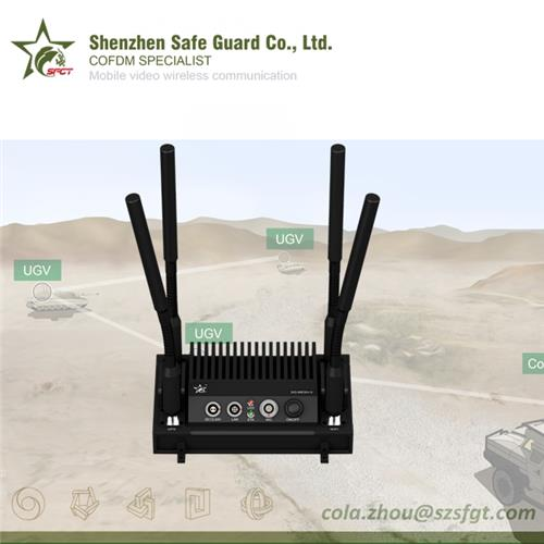 Wireless Video data MIMO IP MESH Communication Equipment
