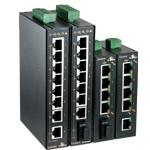 EX42900 Hardened Unmanaged 5/8-port 10/100/1000BASE Gigabit Ethernet Switch