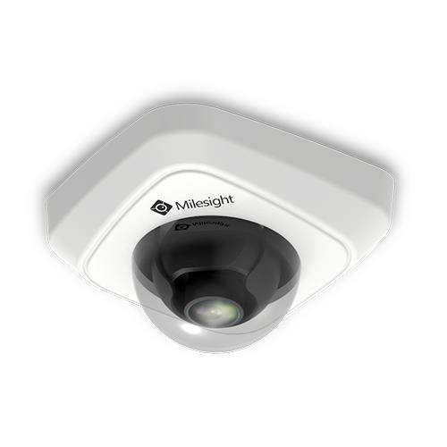 Milesight H.265 Mini Dome Network Camera