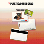 RFID ISO Card / Clamshell Card