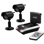 207RA2 Wireless Weatherproof Night Vision Multi-camera System