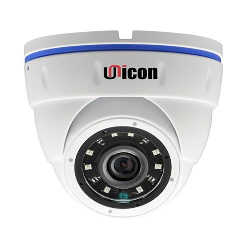 UN-FD2130 1.3MP 4 in 1 HD Vandalproof IR Dome Camera