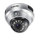 VIVOTEK FD8161- H.264, 2MP Day & Night Fixed Dome Network Camera