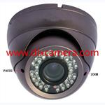DLX-VLD  Varifocal Lens IR Night-vision Dome Camera