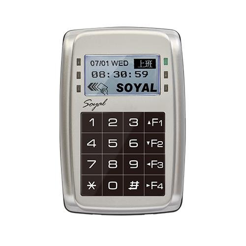 【SOYAL】Metal Access Control (with LCD) [AR-327 (H-V5)]