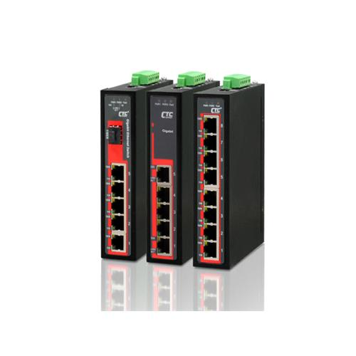 Industrial Unmanaged Ethernet switch-IGS-800