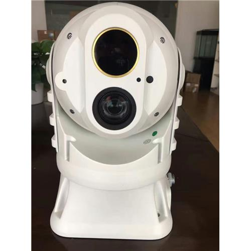 Thermal Imaging Vehicle Mounted PTZ Camera Dome Binocular