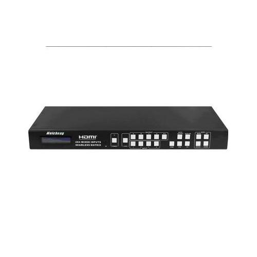 MX-1004VW HDMI 4 x4 Mixed Inputs Seamless Matrix Switcher