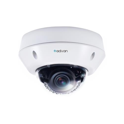 VD1 AI edge camera (8MP H.265 Low Lux WDR Vandal Proof IP Cam Dome with face recognition)