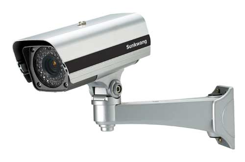 SK-P440 All-in-One IR Weather-proof Camera