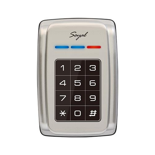 【SOYAL】Metal Access Control (AR-321H)