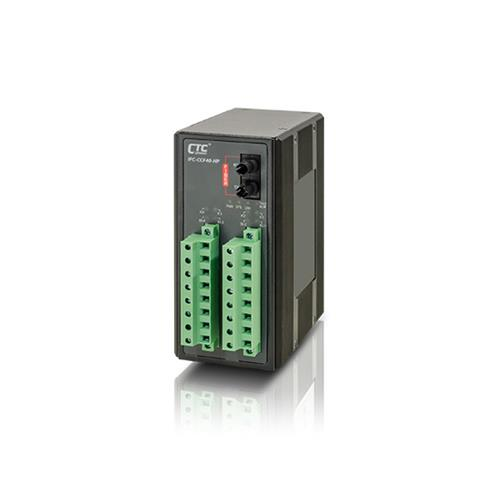 Contact Closure Fiber Converter IFC-CCF40