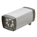 Day & Night PoE Network Security CCD Camera