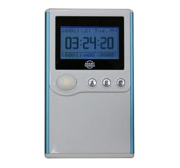 AD-310W web-based (TCP/IP) Time Recorder / Time Clock / Time Attendance System