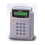 HT3000 Time Attendance Terminal